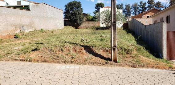 Terreno A Venda Em Borda Da Mata Com 410,50 M² - Ete309