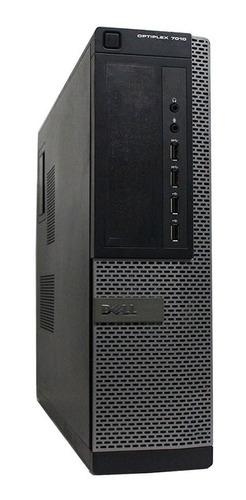 Computador Desktop Dell Optiplex 7010 I3 8gb 240ssd