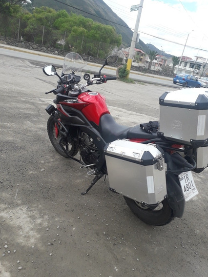 Moto Axxo Xtour 250