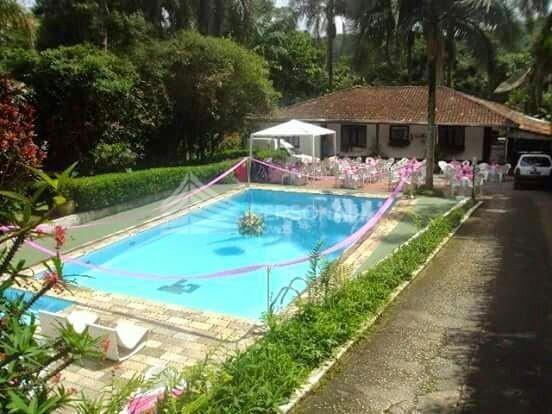 Chácara Residencial À Venda, Batistini , São Bernardo Do Campo. - Ch0004