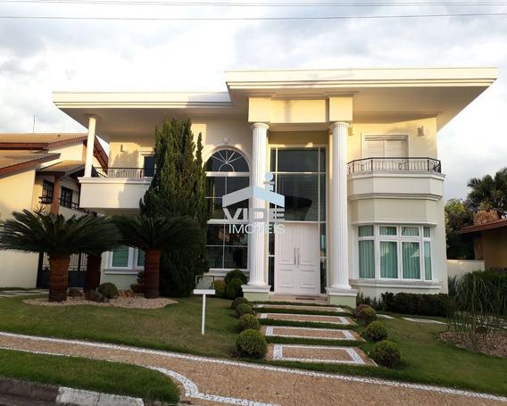 Maravilhosa Casa Para Vender No Condomínio Moinho De Vento Valinhos - Ca03864 - 34275597
