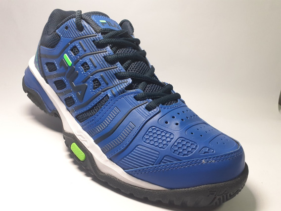 Tenis Fila M After Shock 2.0 Roy Mrn Vde Original