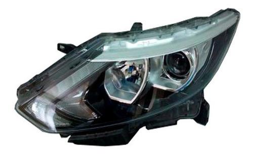 Imagen 1 de 1 de Farola Izquierda Nissan Qashqai 2015 A 2018 Led Sin Motor