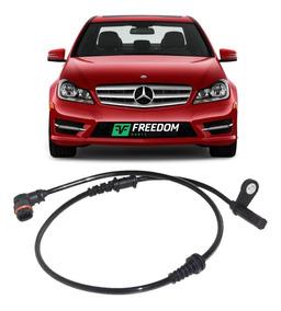 Sensor De Freio Abs Dianteiro Mercedes C180 C200 C350 E C63