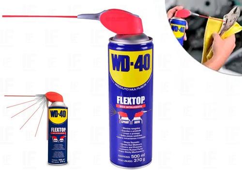 Wd-40 Desengripante Óleo Lubrificante Flextop