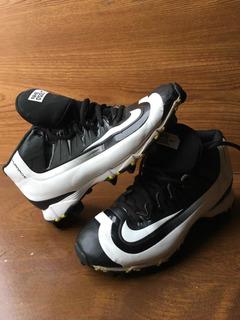 Spikes Nike Huarache 22.5 Poco Uso Original Béisbol