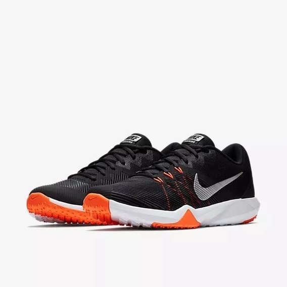 Tênis Nike Retaliation Training Masculino Preto/laranja 9779