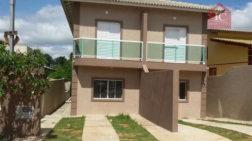 Casa Com 2 Dormitórios À Venda, 75 M² Por R$ 260.000,00 - Jardim Japão (caucaia Do Alto) - Cotia/sp - Ca0831