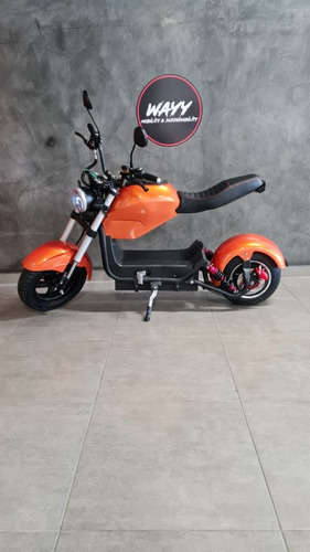 Imagem 1 de 5 de Moto Elétrica 2000w Wayy Fly