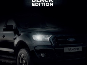Ford Ranger Black Limited At 4x4 2019 Grandes Clientes 04
