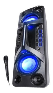 Parlante Portatil Radio Usb Bluetooth Potencia 60w Karaoke