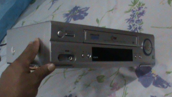 Video Cassete Lg 5 Cabeças Semi Top