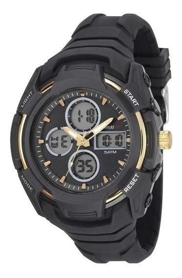 Relógio Speedo Masculino Ref: 81166g0evnv1 Esportivo Anadigi