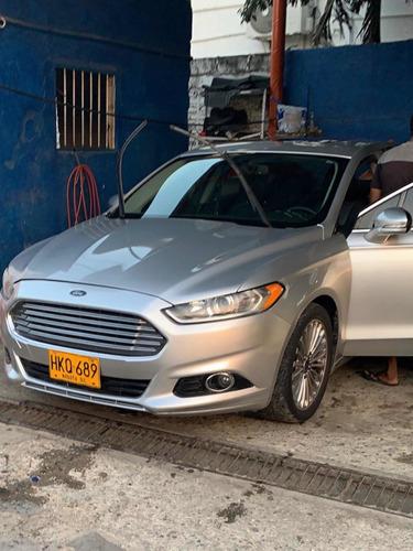 Ford Fusion 2014 2.0 Titanium