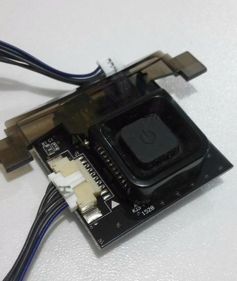 Botão Power Liga E Desliga Tv Lg 49lf5100