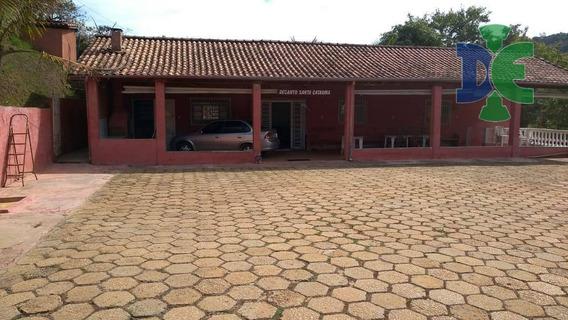 Chácara Com 2 Dormitórios À Venda, 5000 M² Por R$ 900.000,00 - São Silvestre (são Silvestre) - Jacareí/sp - Ch0055