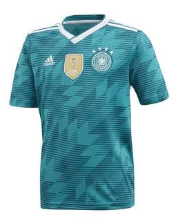 adidas Jersey Alemania Visita Mundial Rusia 2018 Original