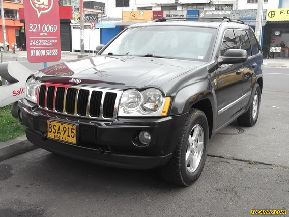 Jeep Grand Cherokee Limited 4700cc