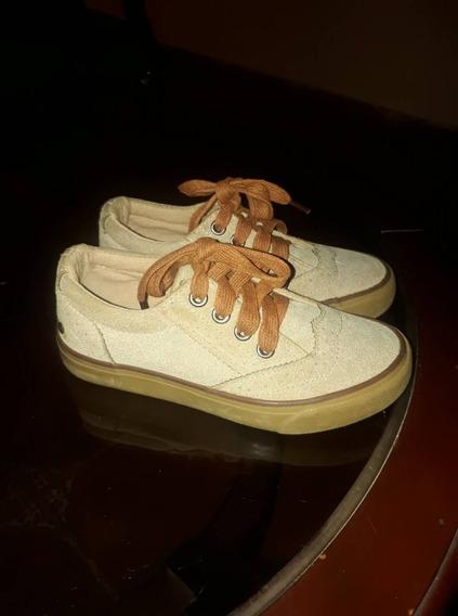 Zapatos De Niños Usados Como Nuevos Poco Uso