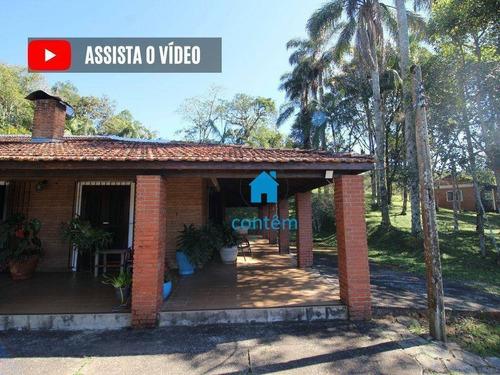 Imagem 1 de 30 de Si0004 - Sítio Com 3 Dormitórios À Venda, 27900 M² Por R$ 700.000 - Godinho - Juquitiba/sp - Si0004