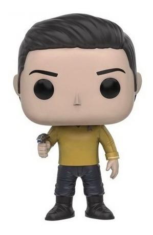 Funko Pop! Movies Star Trek Beyond - Sulu - Funko Pop