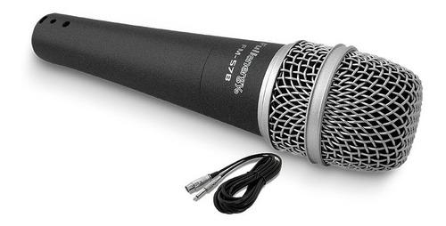 Micrófono Dinámico Unidireccional (pro) 57b Cable Balanceado
