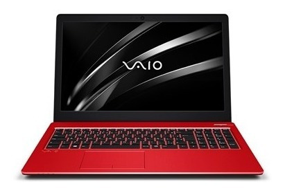 Notebook Vaio Fit15s Intel I5 8ª Geração 8gb 1tb W10 Home Ve