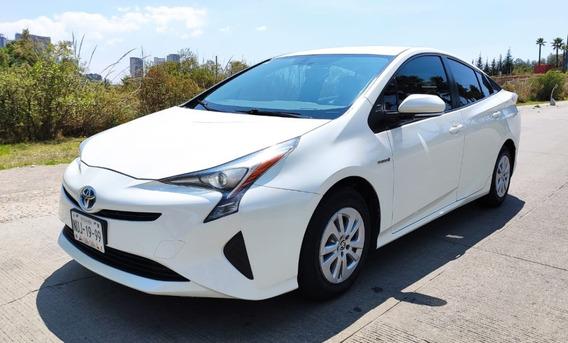 Toyota Prius 2017 Premium Máximo Equipo 36,000 Km Impecable