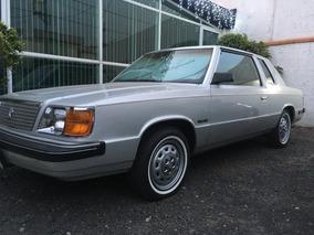 Chrysler Dart Volare K 1986 Conocedores Exigentes Nuevo !!