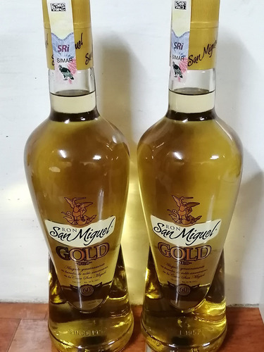 Ron San Miguel Gold