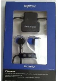 Fone De Ouvido Pioneer Clipwear Wireless