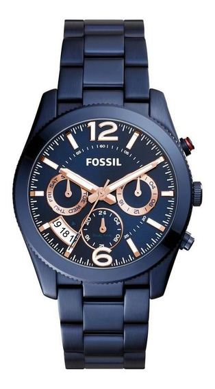 Relógio Fossil Feminino Perfect Boyfriend - Es4093/4an