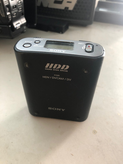 Hvr-dr60, Sony, Hd De Memoria Externa 60gb Ideal P Filmadora