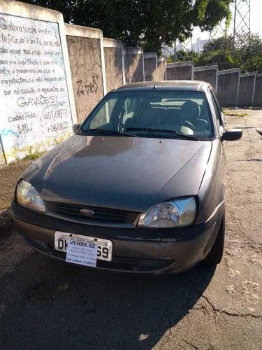 Ford Fiesta 2003 1.0 Street 5p