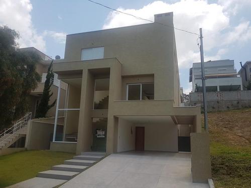 Imagem 1 de 21 de Sobrado Com 4 Dormitórios À Venda, 384 M² Por R$ 1.600.600 - Parque Sinai - Santana De Parnaíba/sp - So2137