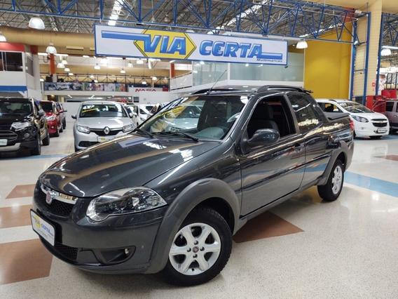 Fiat Strada 1.6 Trekking Cd * 3 Portas * Raridade