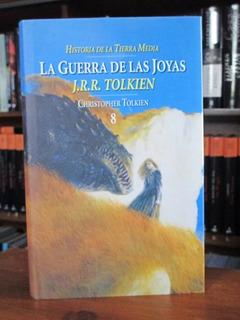 La Guerra De Las Joyas, J. R. R. Tolkien Tapa Dura