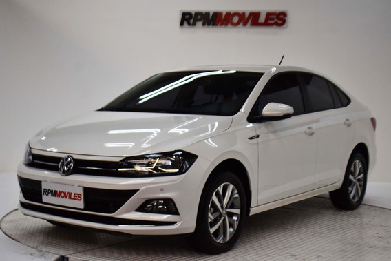 Volkswagen Virtus 1.6 Msi Highline At 2018 Rpm Moviles