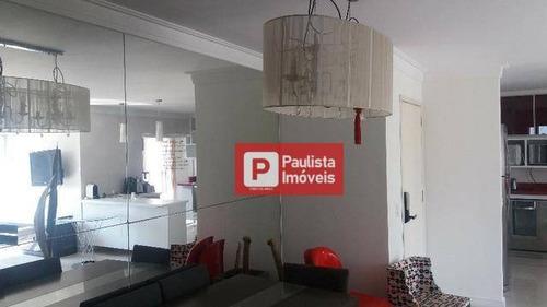 Apartamento Com 3 Dormitórios À Venda, 107 M² Por R$ 650.000,00 - Vila Andrade - São Paulo/sp - Ap21863