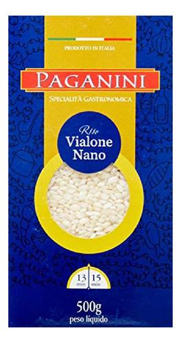 Imagem 1 de 1 de Arroz Italiano Vialone Nano Paganini 500g
