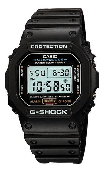 Relógio Casio Dw-5600e-1vdf G-shock Militar - Refinado