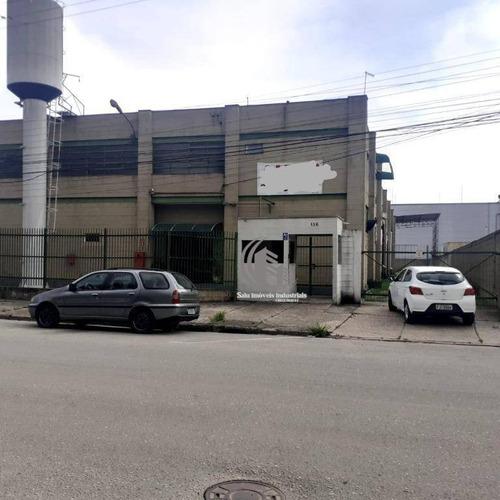 Galpão Para Alugar, 1290 M² Por R$ 16.500,00/mês - Cidade Industrial Satélite De São Paulo - Guarulhos/sp - Ga0548