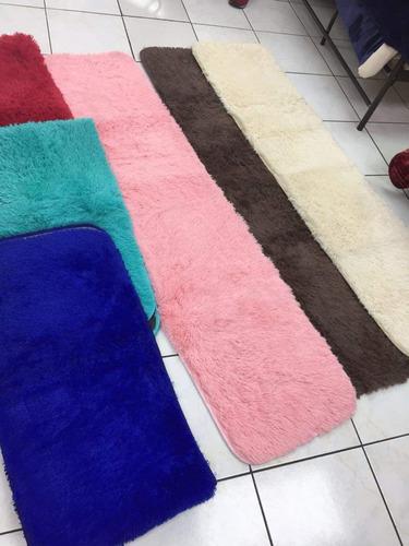 Alfombras Camineros De 50x1,50cm- 50x1,60cm Diversos Colores
