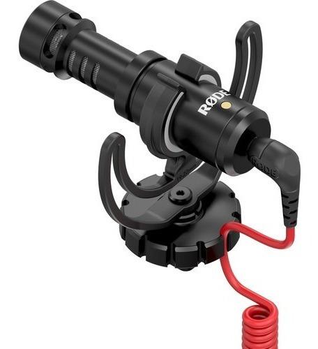 Microfone Rode Videomicro - Sistema Rycote Lyre Sem Juros
