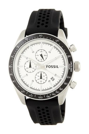 Relogio Fossil Modelo Bq2068 Único Masculino