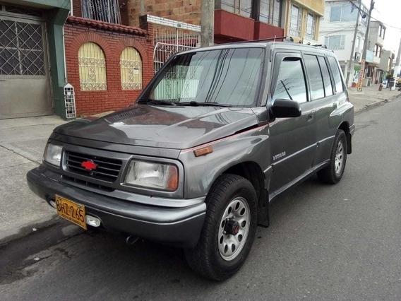Chevrolet Vitara 1997 4x4 1600cc 5 Puertas Full Inyección