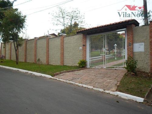 Chácara Com 3 Dormitórios À Venda, 1000 M² Por R$ 900.000,00 - Altos Da Bela Vista - Indaiatuba/sp - Ch0059