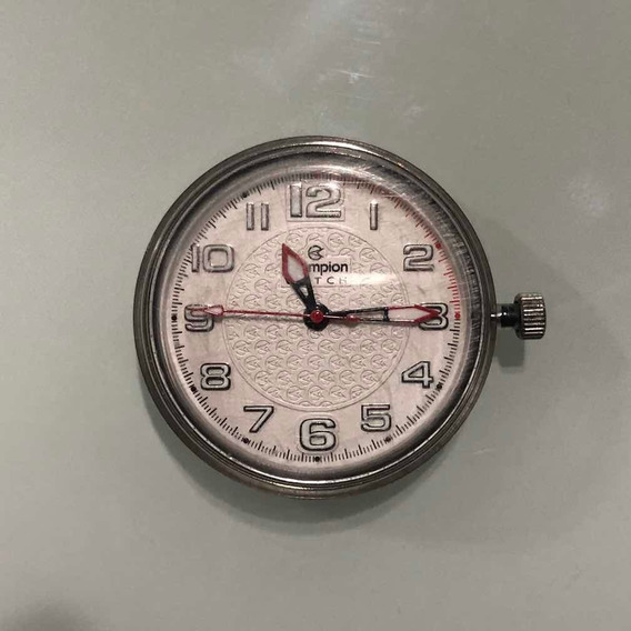Relógio De Pulso Champion Troca Pulseira Cp36086
