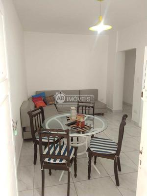 Apartamento Com 2 Dorms, Boqueirão, Santos, Cod: 2913 - A2913