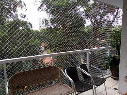Imagem 1 de 18 de Otimo Apartamento Chácara Das Flores - Ap13814